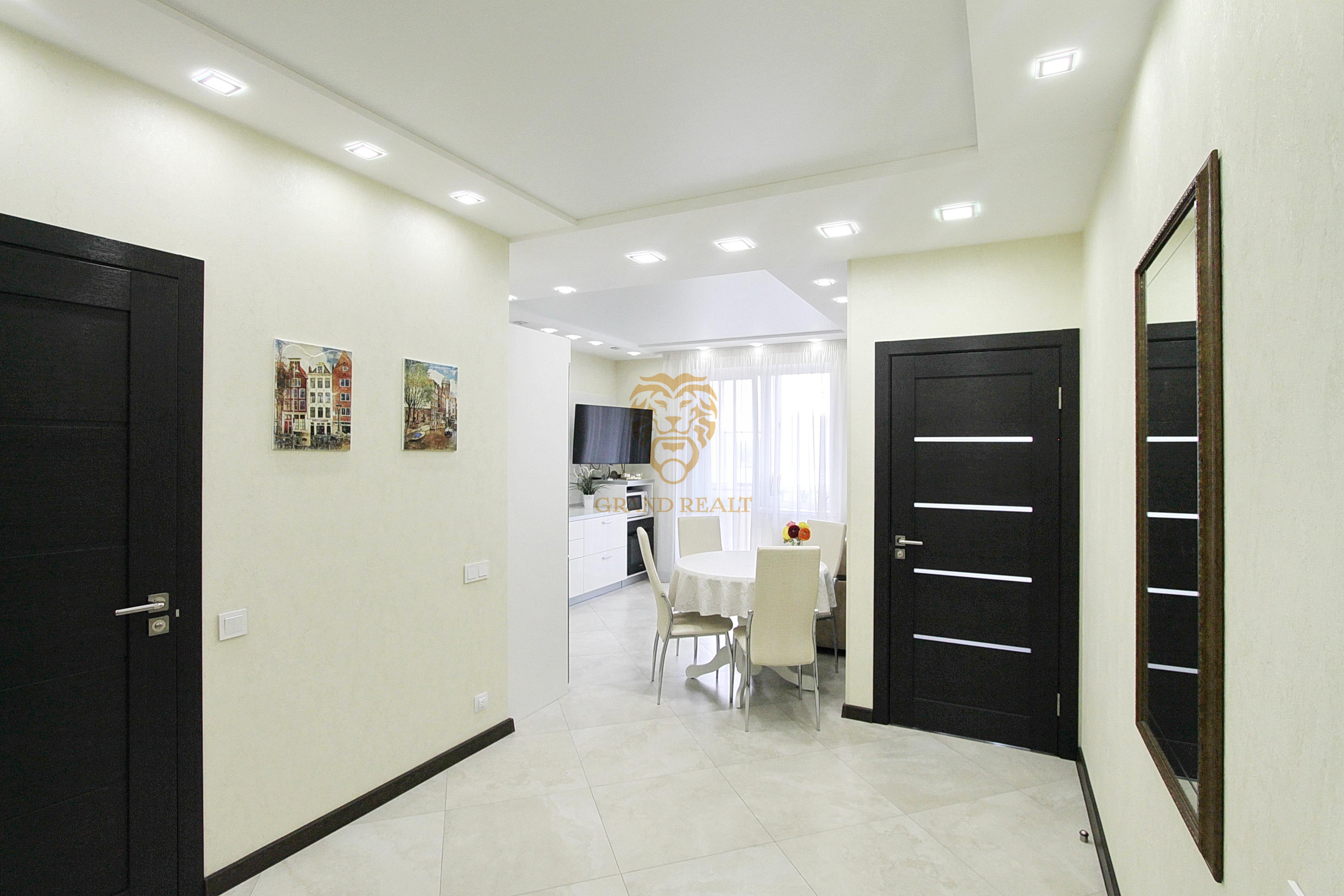 Özel tasarımlı daire!