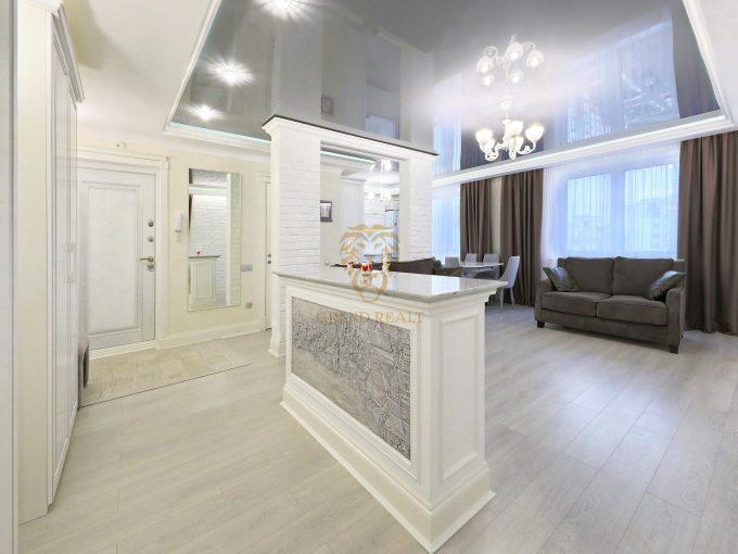 Minskte satilik oturmaya hazir bir daire