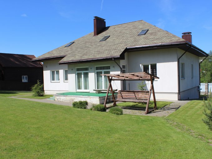Minskte satilik villa. Hayalinizdeki Ev tamamen bitmiş, mobilyalı ve yaşamaya hazır.